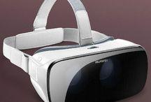 Huawei VR Headset/Glasses