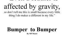 Bumper to Bumper by MPManel