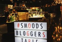 SmoodS Food Bloggers #2 / SmoodS Food Bloggers Table (FR) on the 24th of November 2016 @ Hotel BLOOM!
