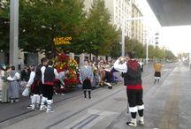 Ofrenda Flores 2013 / Ofrenda de Flores Fiestas del Pilar 2013