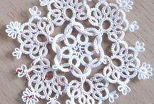 Crochet/knitting/etc. / by Cameran Shannon