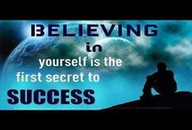 """""""Always be yourself and have faith in yourself and your abilities...""""."""