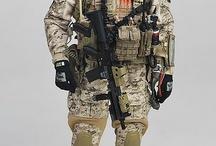 Figuras acción militares