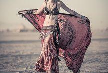 Burning Man, Man