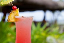 Cocktails, Mocktails and juices