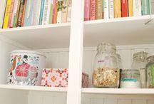 For My Love of Cookbooks / by Pamela Wheeler