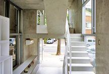 계단 / 계단모양
