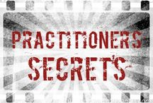 """Practitioner's Secrets / """"Practitioner's Secrets"""" is a series of small writings that acknowledge the daily problems that a practitioner may face during his or her practice."""