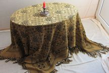 Tablecloth / Lovely tablecloth for your living room or kitchen