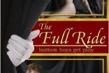 Gavin Atlas, The Full Ride: Bottom Boys Get Play / Gay Erotica - 14 Short and Hot Erotica Vignettes About Bottom Boys, Their Adventures and the Tops Who Must Have Them.