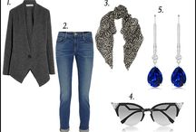 September's Wardrobe Wish list