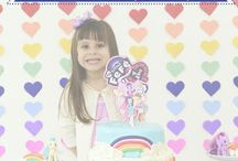 Festa Equestria Girls / My Little Pony