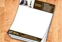 Attorney notepads
