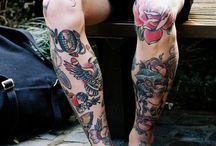 Inkspiration leg