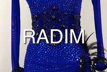 Latin tánc ruhák