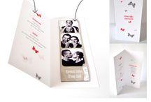 Faire-part original et tendance / Nouveaux faire-parts originaux pour le mariage, la naissance, les anniversaires.