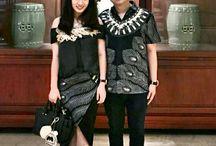 My Batik Collection / by Adella Clothes