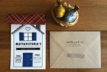Moving House Cards & Gifts / 引っ越しの場合 / by Johanna MacGregor