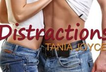 Distractions / New Adult College Romance by Tania Joyce