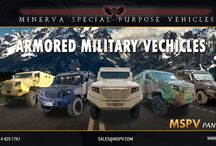 Armoured Military Vehicles / MSPV Armoured Military Vehicles provides a high level of ballistic and blast resistance, superior handling and off-road capability and low maintenance costs. MSPV Armoured Military Vehicles are completely safe from attacks, long lasting, highly mobile and fully protected at all times. For more information contact us at +971 4 425 1761 or draft email on sales@mspv.com or visit http://www.mspv.in , http://www.mspv.com   or  http://mspv.co.ke/