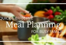 Good Food - Meal Planning / Tips and tricks for meal planning and prep