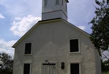 Historic Texas Churches
