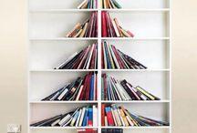 Biblioteczka / Pełno książek <3 filmów i fanartów