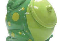 Cookie Jars / Phony? / by Anna Kimm-Wilson
