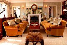 Interior designs / Living areas, bedrooms, furniture ideas