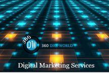 Internet Marketing / 360 Digi World welcome to Internet Marketing Firm