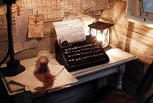 Kirjailijan talo - mini-ideoita