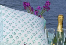 Beach Bedding / Ocean Themed Decor - Beach Bedding - Country French Bedding