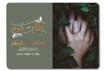 Photo Save The Dates / A  gorgeous collection of Photo Save The Date cards. Check out the range of styles!