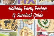 21 day fix holiday party recipes