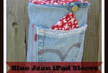 Jeans and Sweaters Repurposing