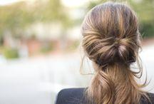 hår och skönhet.