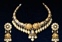 Indian jewelry / Traditional set