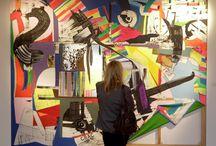 Noé, Visiones / Re-visiones. / Luis Felipe Noé ha sido un protagonista destacado del arte y de la escena sociopolítica argentina por su meritoria, activa y comprometida trayectoria. La muestra estuvo presente en el MUNTREF en el año 2012, curada por un equipo integrado por Eduardo Stupía, Cecilia Ivanchevich, Diana Wechsler y el propio artista.