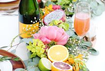 Summer Citrus Party
