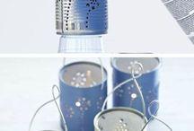 latas recicladaas