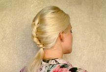 Hair Tutorials / Hair how-to's