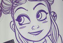 Rita - ansikten