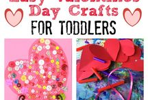 Kid's Crafts / by Deb Lemire