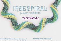 indespiral spirály