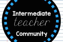 Intermediate Teacher Community / A place for teachers for grades 3-4-5 to share their resources and ideas.