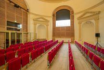Chapelle de la Visitation / Lieu culturel pour les artistes et spectateurs haut-viennois. Plus d'informations sur : http://haute-vienneenscenes.fr/