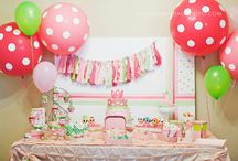 Kids Birthdays / by Stacy Harrison-Butters