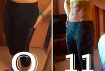 Kayla Itsines Bikini Body Guide Results / Toning up with Kayla Itsines Bikini body guide. Started February 2015 and still going!