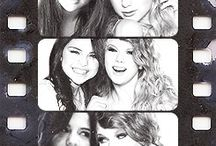 Taylor & Selena / LOL