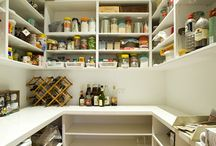 Pantry Ideas / by Amanda Kinder